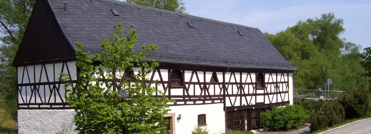 Altes Gehöft Weischlitz